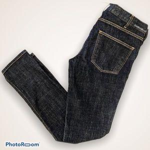 CURRENT/ELLIOTT skinny Deadstock jeans